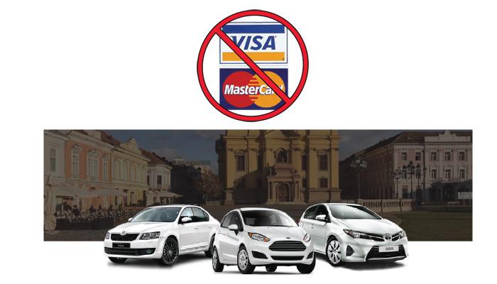 inchirieri auto fara card de credit timisoara centru sag mall