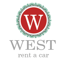 logo west rent a car timisoara