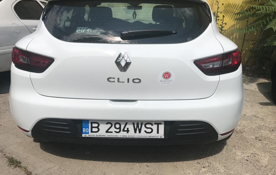Maria Magdalena - Inchiriere Renault Clio in Aeroport Timisoara