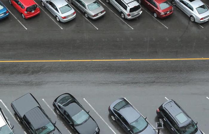 In cautarea unui loc de parcare in Timisoara